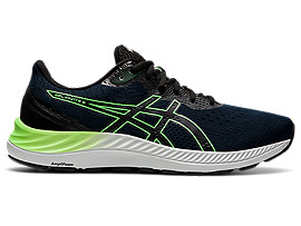 ASICS Gel - Excite 8 French Blue / Bright Lime Hombre