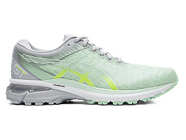 ASICS Gt - 2000? 8 Mint Tint / White Mujer