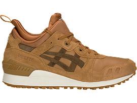 Sneaker Asics ASICS Gel - Lyte Mt Caramel / Brown Storm Hombre
