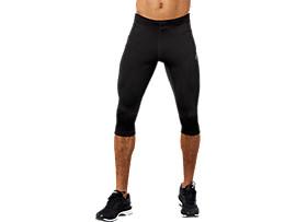 ASICS Running Knee Tight Performance Black Hombre