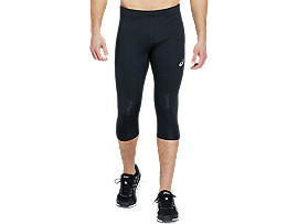 ASICS Offroad Knee Tight Performance Black Hombre