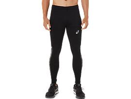 ASICS Sport Rflc Winter Tight Performance Black Hombre