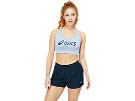 ASICS  Logo Bra Mist / French Blue Mujer