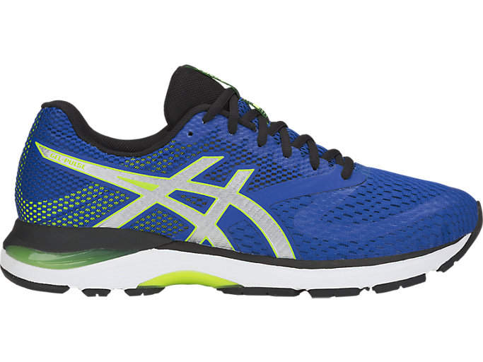 Men's GEL-PULSE 10 | IMPERIAL/SILVER | Running | ASICS Outlet