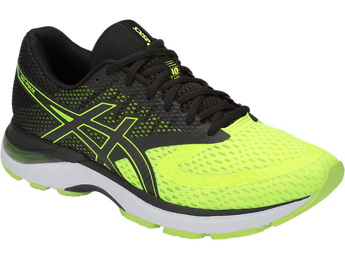 Men's GEL-PULSE 10 | FLASH YELLOW/BLACK | Running | ASICS Outlet