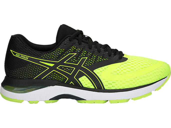 Inspección ojo los padres de crianza  Men's GEL-PULSE 10 | FLASH YELLOW/BLACK | Running | ASICS Outlet