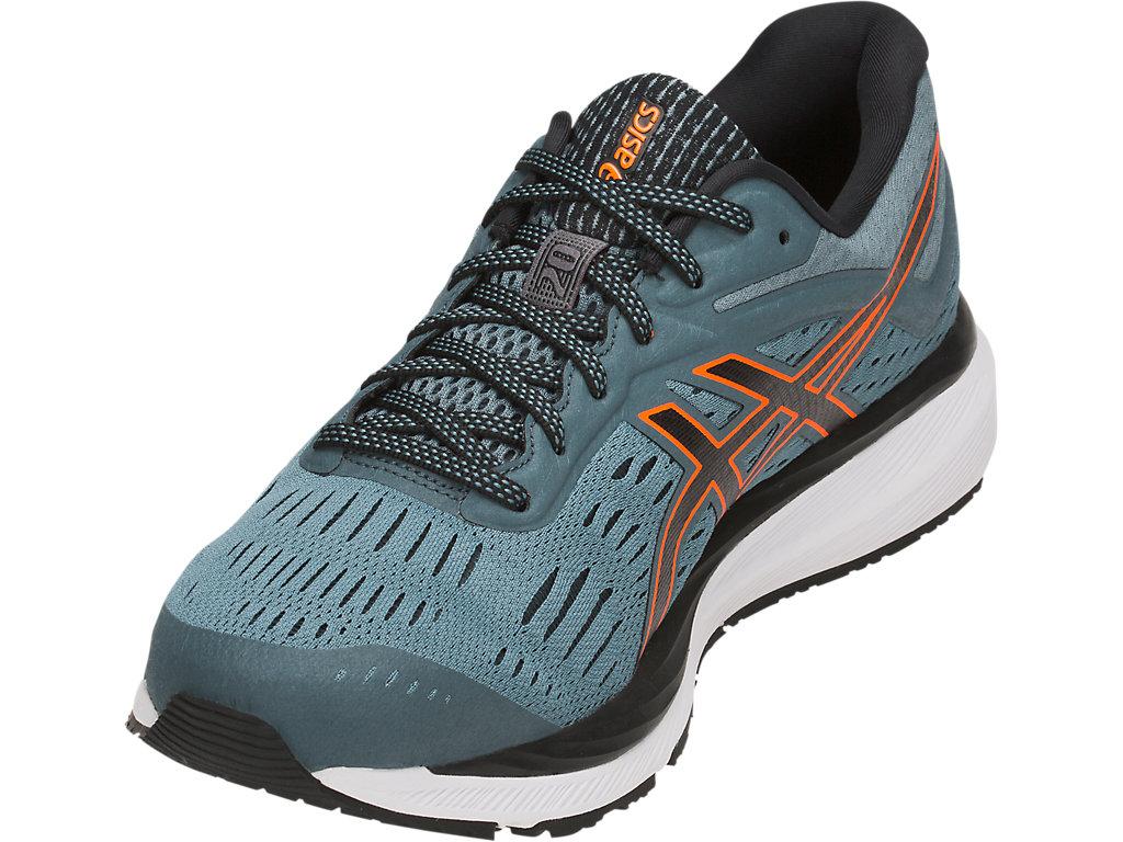 Men's GEL-Cumulus 20   Iron Clad/Black   Running Shoes   ASICS