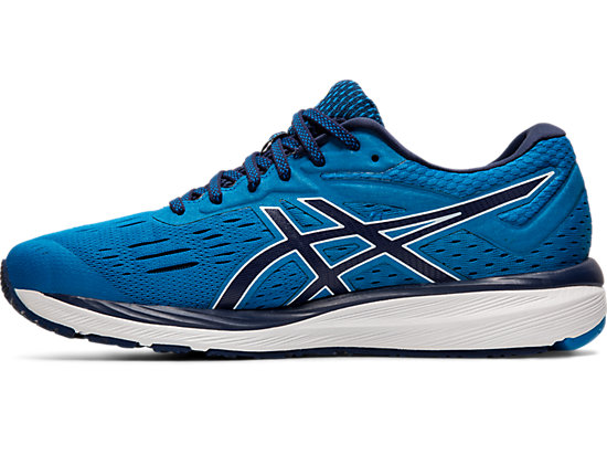 GEL-CUMULUS 20 RACE BLUE/PEACOAT