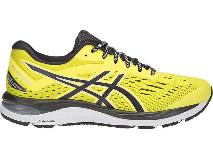 Men's GEL-CUMULUS 20 | LEMON SPARK/BLACK | Running | ASICS ...