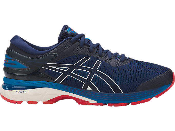 Alternative image view of GEL-KAYANO 25, INDIGO BLUE/CREAM