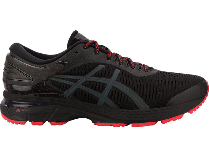 Men's GEL-Kayano 25 Lite-Show | Black/Black | Running Shoes | ASICS