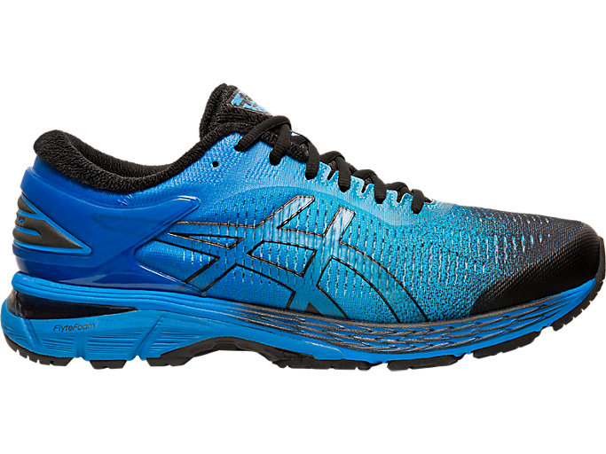 Men's GEL-KAYANO 25 SP | BLACK/BLACK | Running | ASICS Outlet
