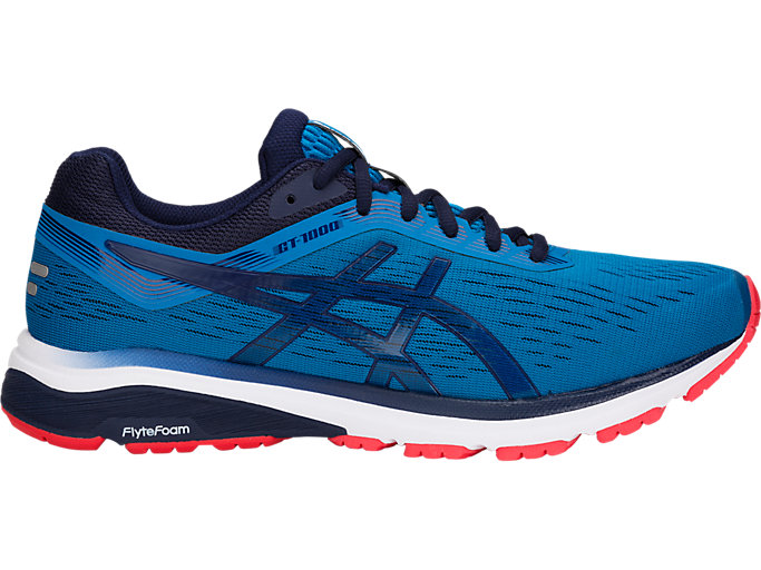 Men's GT-1000 7 | RACE BLUE/PEACOAT | Running | ASICS Outlet