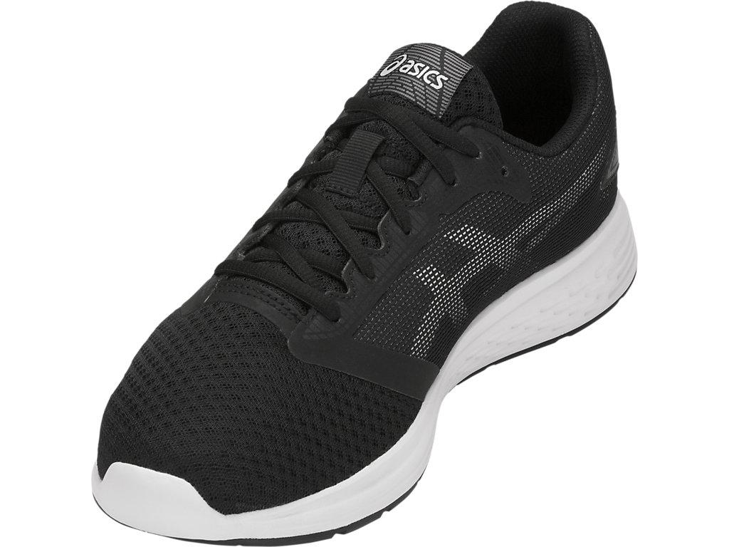 Men's Patriot 10   Black/White   Running Shoes   ASICS