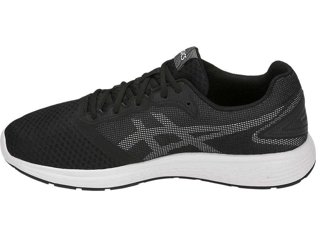 Men's Patriot 10 | Black/White | Running Shoes | ASICS