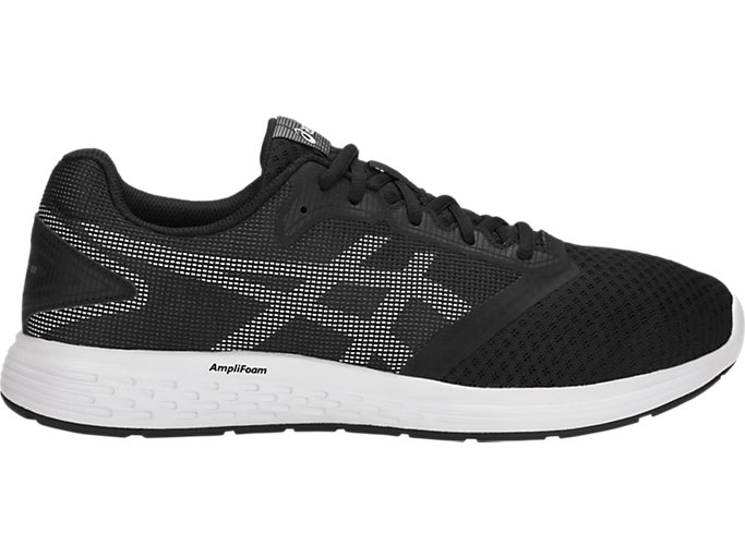Men's PATRIOT 10 | BLACK/WHITE | Running | ASICS Outlet