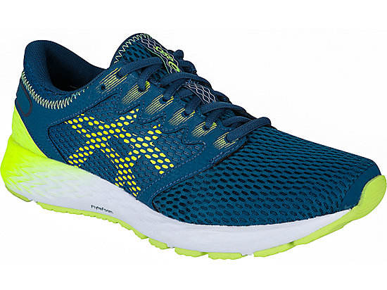 estante entonces Secretario  RoadHawk FF 2 | MEN | DEEP AQUA/FLASH YELLOW | ASICS South Africa