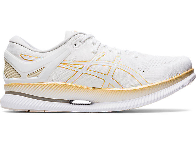 Alternative image view of MetaRide, White/Pure Gold