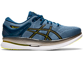 ASICS Metaride? Grey Floss / Black Hombre
