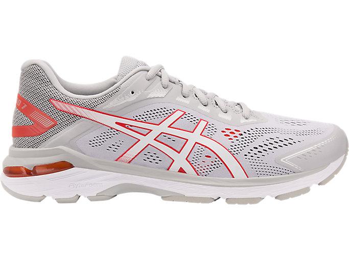 Men's GT-2000 7 | Mid Grey/White | Running Shoes | ASICS