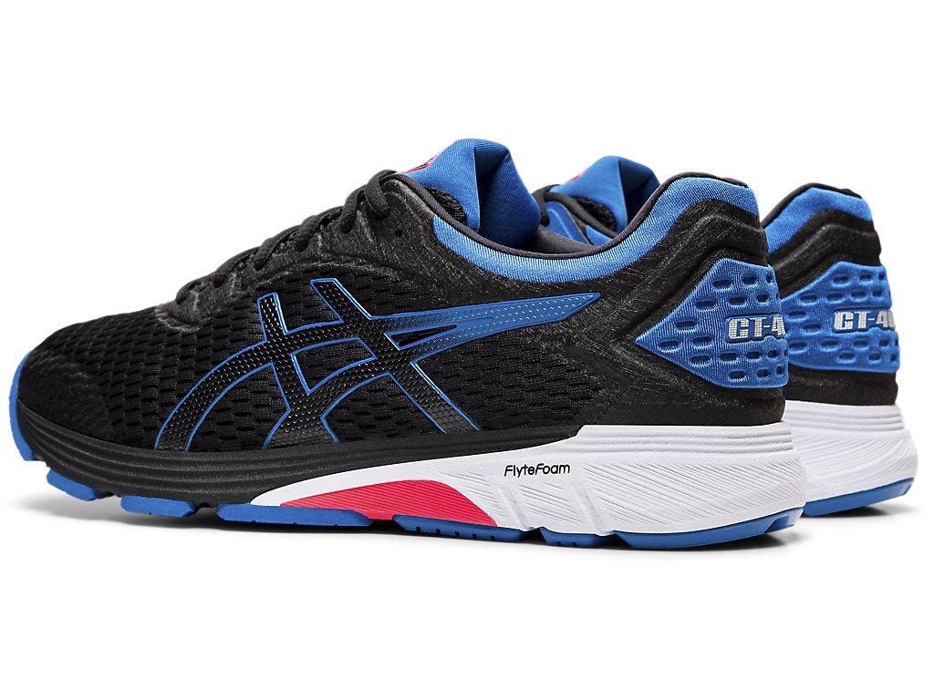 Men's GT-4000   Black/Black   Running Shoes   ASICS
