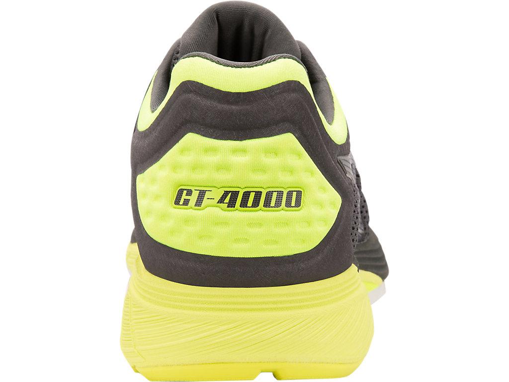Men's GT-4000 | Dark Grey/Safety Yellow | Running Shoes | ASICS