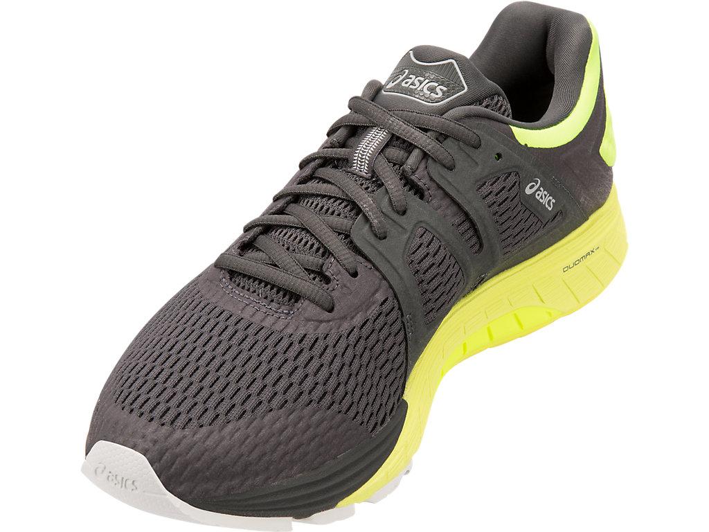 Men's GT-4000   Dark Grey/Safety Yellow   Running Shoes   ASICS