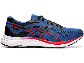 ASICS Gel - Excite 6 Deep Sapphire / Speed Red Hombre