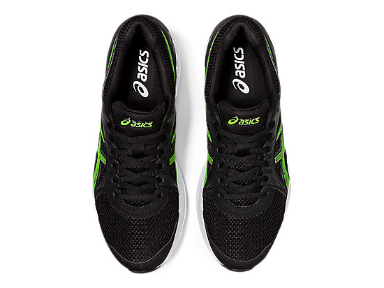 JOLT 2 BLACK/GREEN GECKO