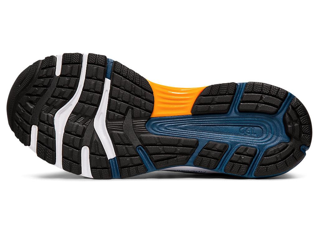medias Traición Sin  Men's GEL-NIMBUS 21 (4E) | Mako Blue/Black | Running Shoes | ASICS