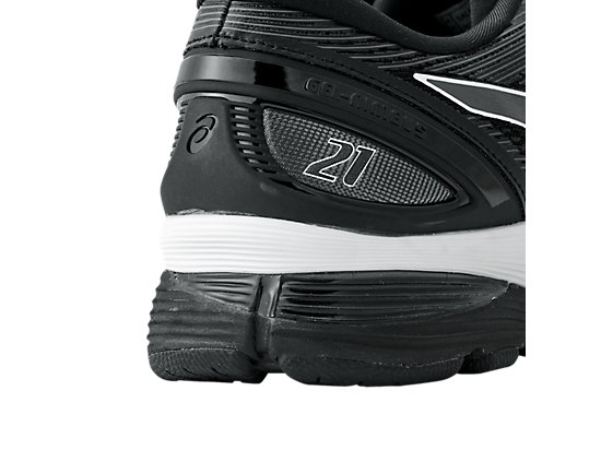 GEL-NIMBUS 21 BLACK/DARK GREY