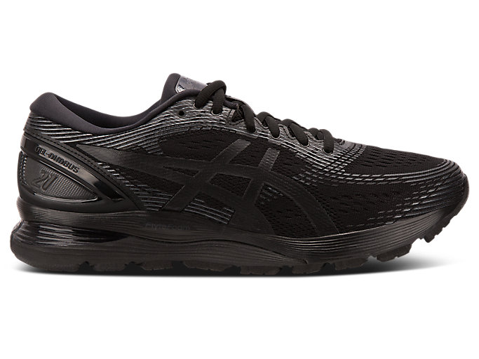 Alternative image view of GEL-NIMBUS 21, BLACK/BLACK