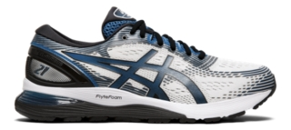 mens asics gel running shoes