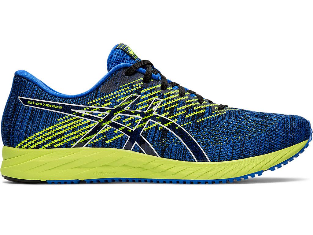 Men's GEL-DS TRAINER 24 | Illusion Blue/Black | Running Shoes | ASICS