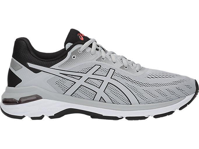 Men's GEL-Pursue 5   Mid Grey/Black   Running Shoes   ASICS