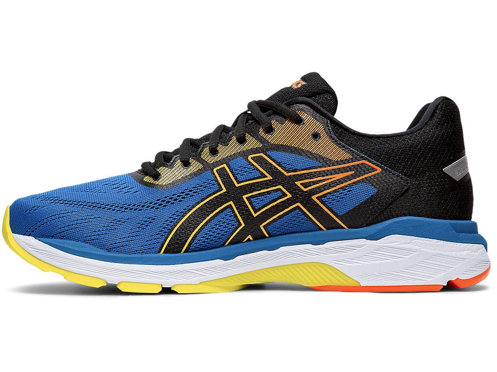 Men's GEL-Pursue 5   Lake Drive/Black   Running Shoes   ASICS