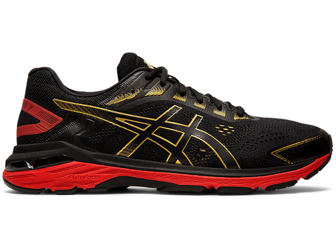 Unisex GT-2000 7 | BLACK/RICH GOLD | GT-2000 | ASICS Outlet
