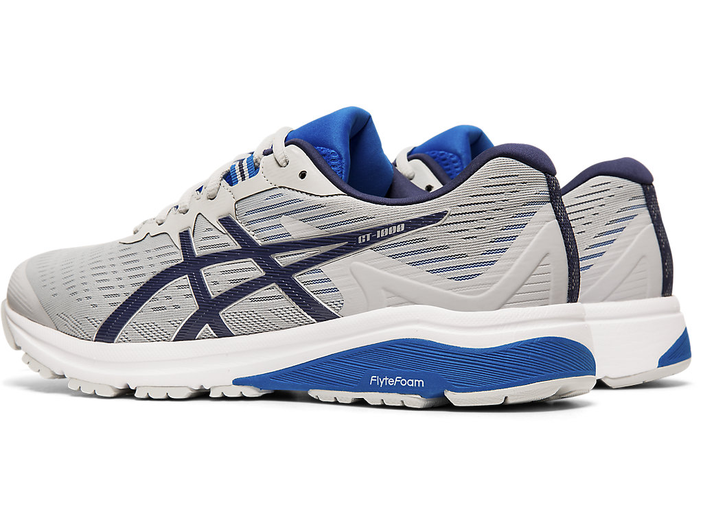 Mens Asics GT 1000 V8 Trainers Road Running Shoes Lace Up New