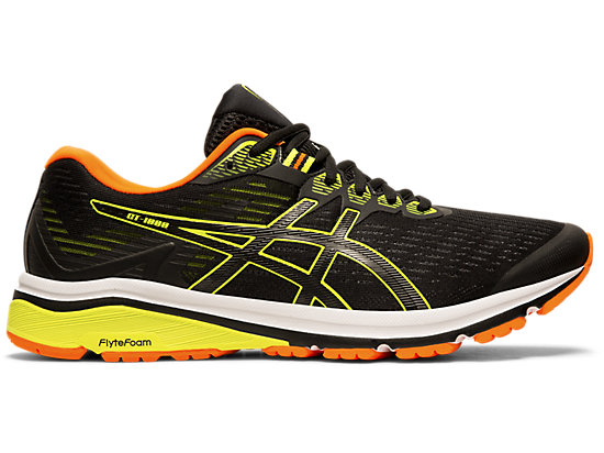 GT-1000 8 BLACK/SAFETY YELLOW