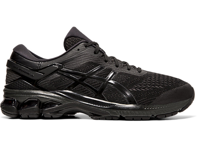 Alternative image view of GEL-KAYANO 26, BLACK/BLACK