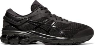 Zoom image of Alternative image view of GEL-KAYANO™ 26, Black/Black