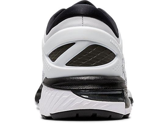 GEL-KAYANO 26 WHITE/BLACK