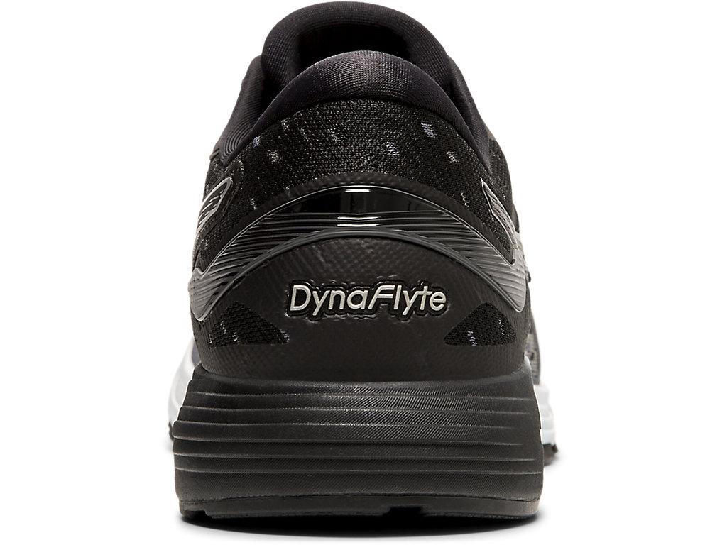 Men's DYNAFLYTE 4   Black/Sheet Rock   Running Shoes   ASICS