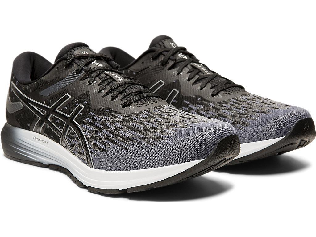 Men's DYNAFLYTE 4 | Black/Sheet Rock | Running Shoes | ASICS