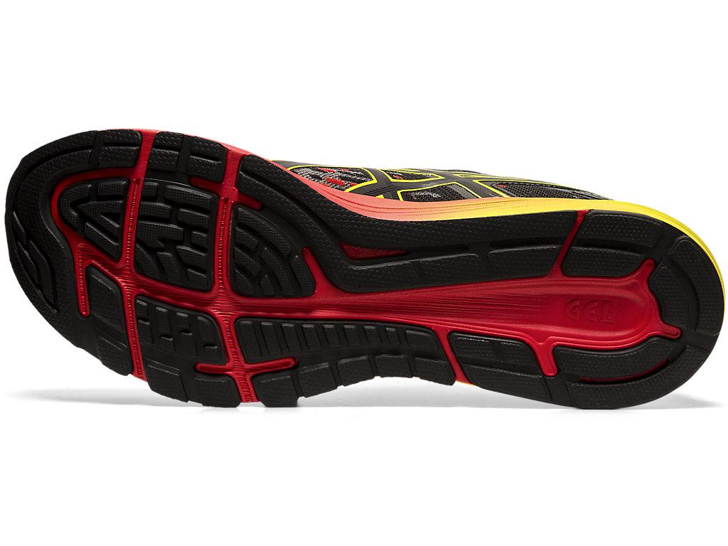Men's DYNAFLYTE 4   Speed Red/Black   Running Shoes   ASICS