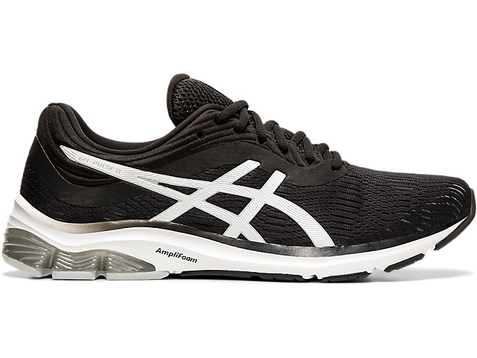 blanco lechoso Enriquecimiento De confianza  Men's GEL-PULSE 11 | BLACK/PIEDMONT GREY | Running | ASICS Outlet
