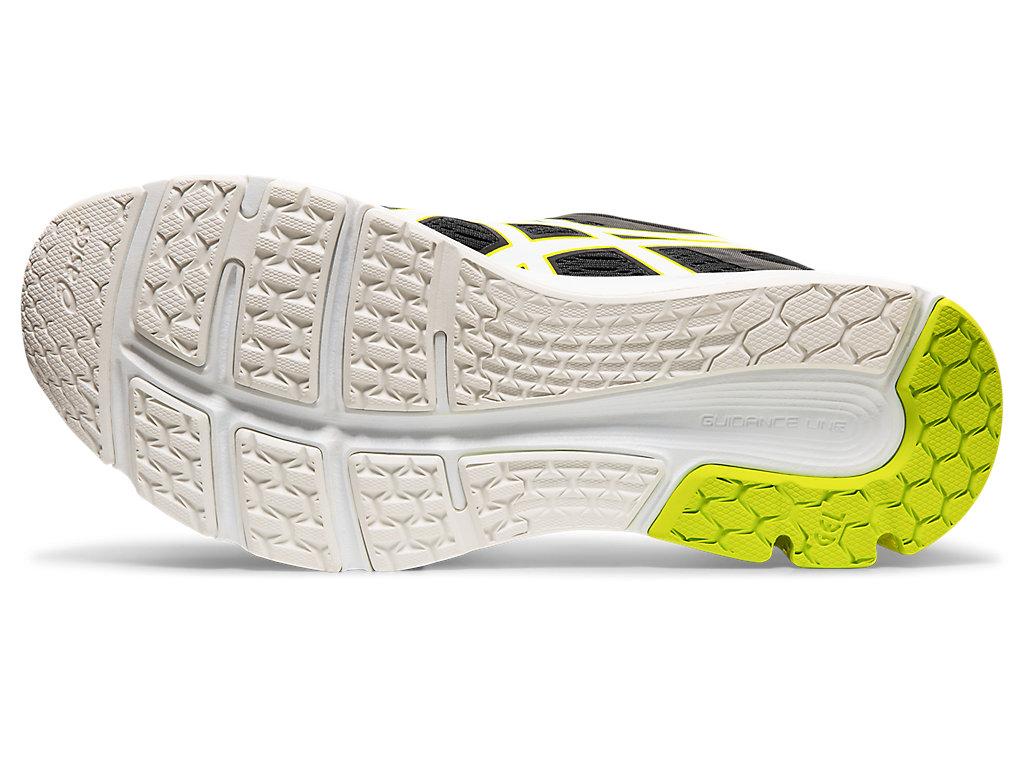 Men's GEL-PULSE 11   Black/ Neon Lime   Running Shoes   ASICS