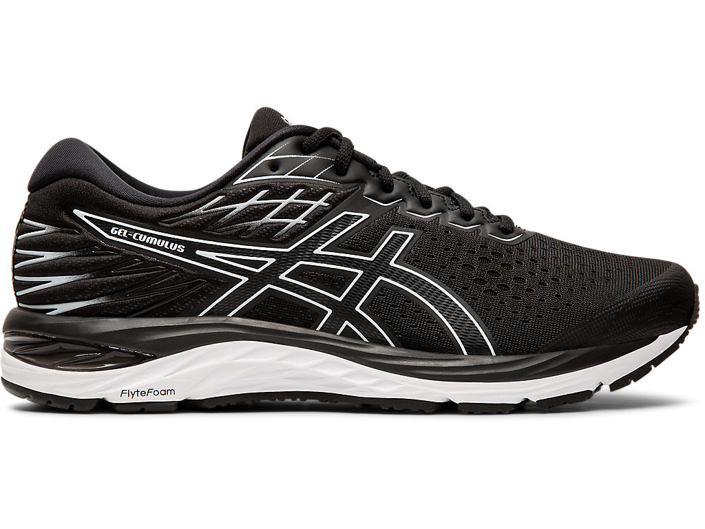 Cumplir Eh retirarse  Men's GEL-CUMULUS 21   Black/ White   Running Shoes   ASICS
