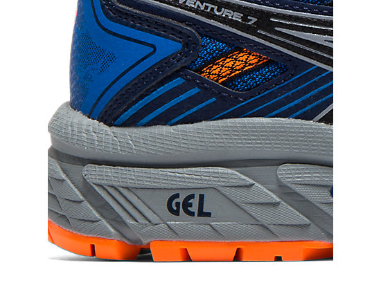 GEL-VENTURE 7 ELECTRIC BLUE/SHEET ROCK