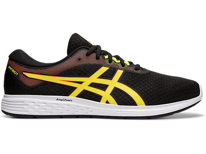 Alternative image view of PATRIOT 11, BLACK/SAFETY YELLOW
